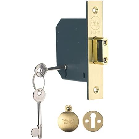 5-Level-Mortice-Chubb-Lock