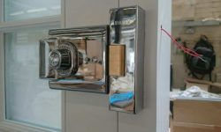 EL4000 Rim Deadbolt with Electric Release 2 Keys