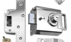 L2000 Rim Deadbolt 2 Keys