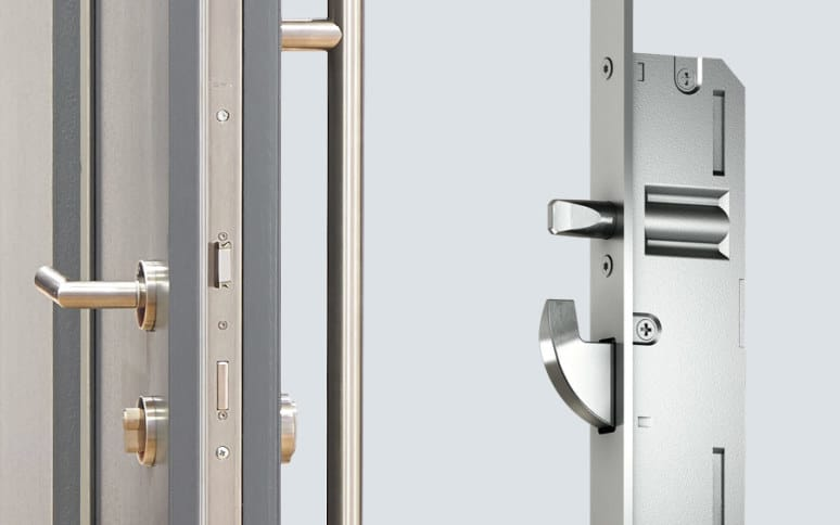 Multi-Point-Locking-System