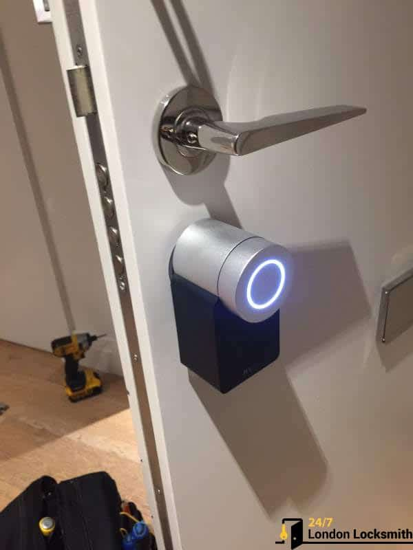 smart lock nuki croydon london locksmith