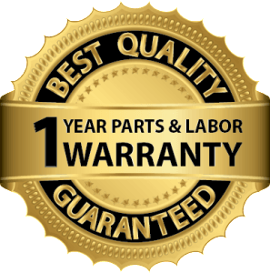 1-Year-Parts-&-Labor-Warranty